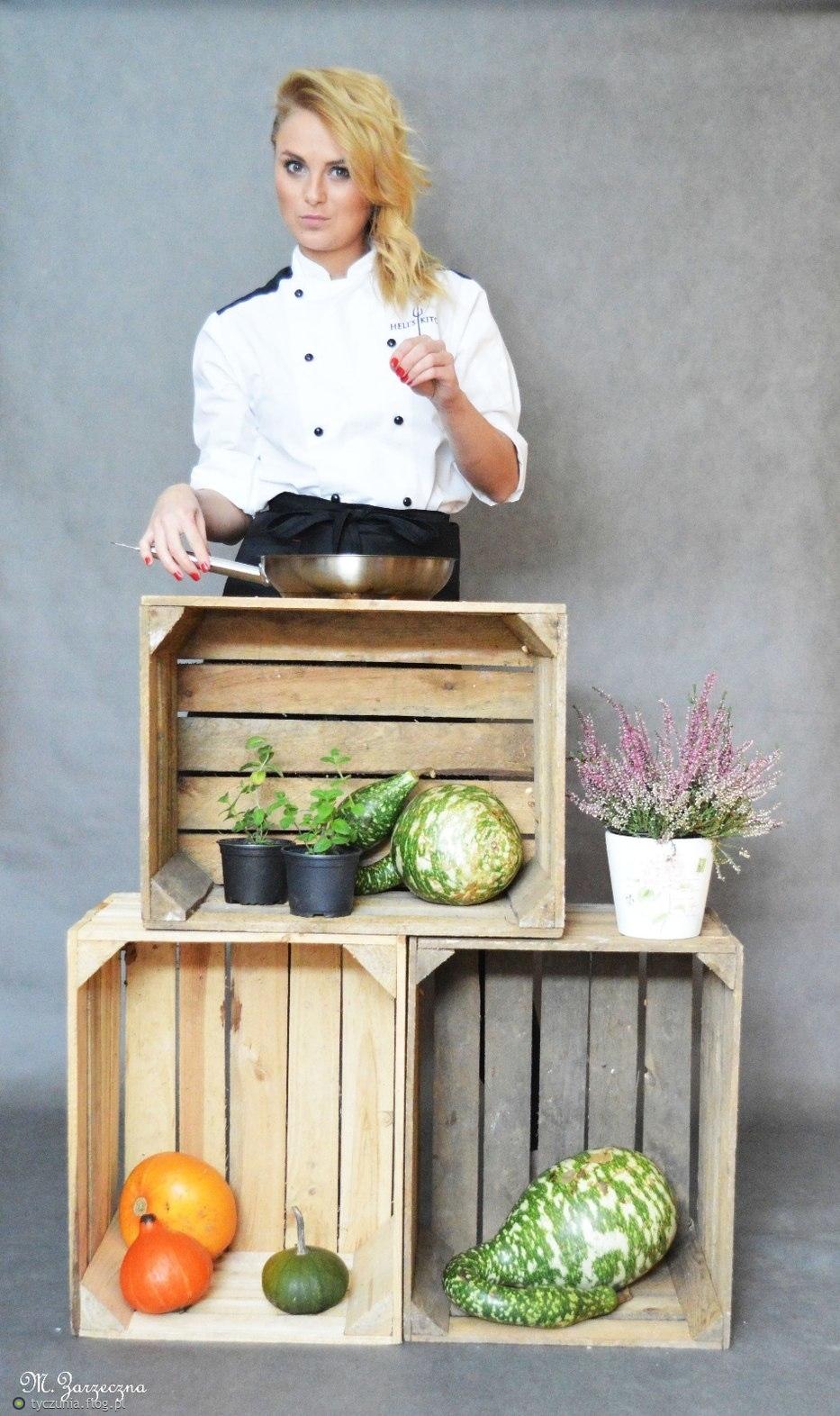 Maja Jońska Półfinalistka V Edycji Hells Kitchen Piekielna