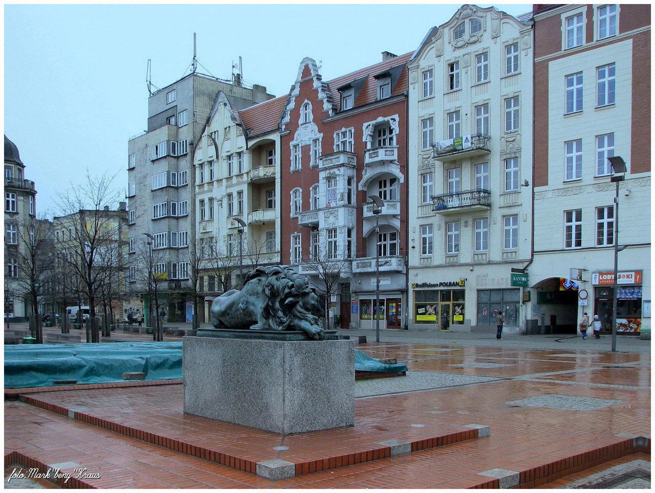 Rynek-Pozdrowienia ze Śląska