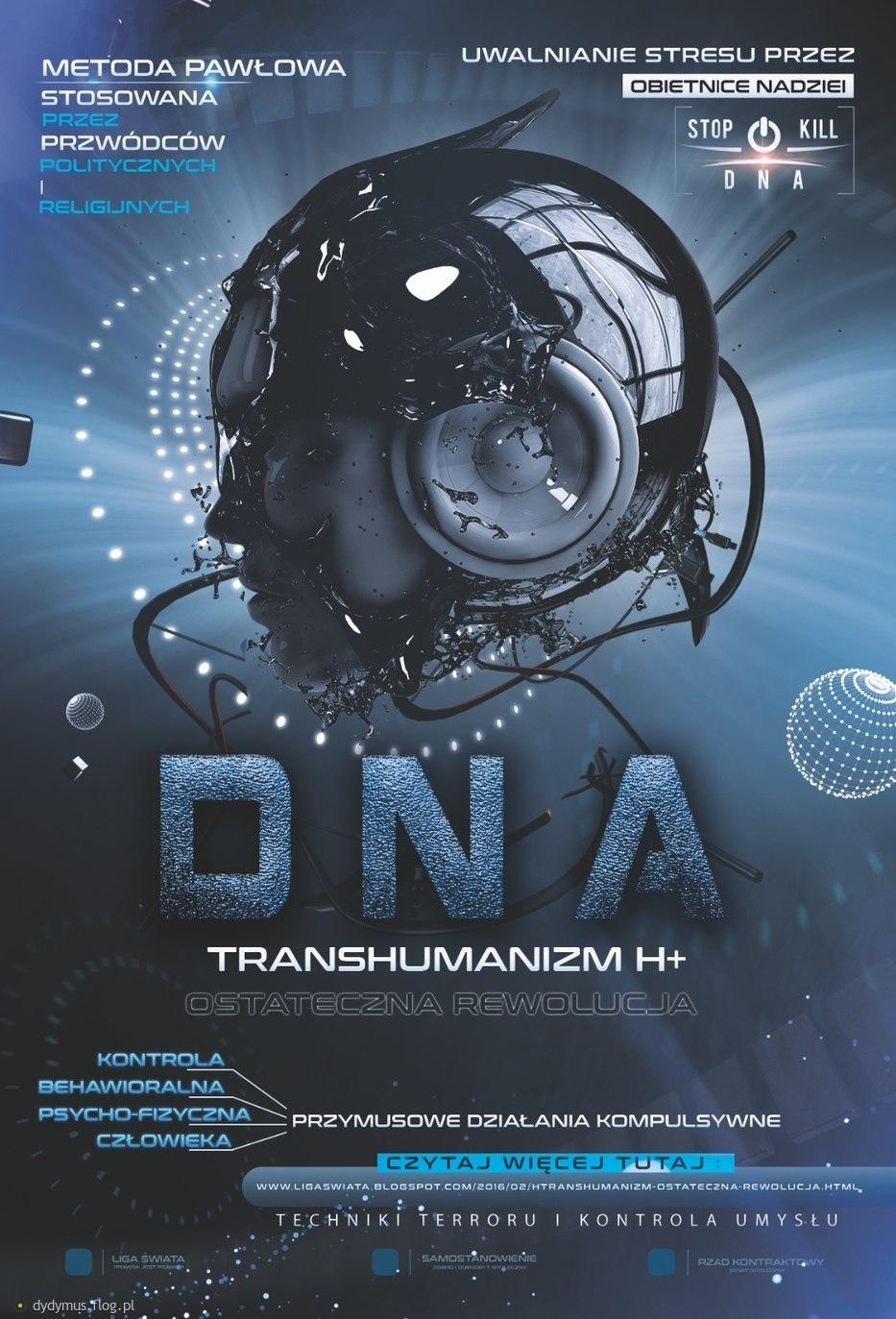 Liga Świata : Transhumanizm