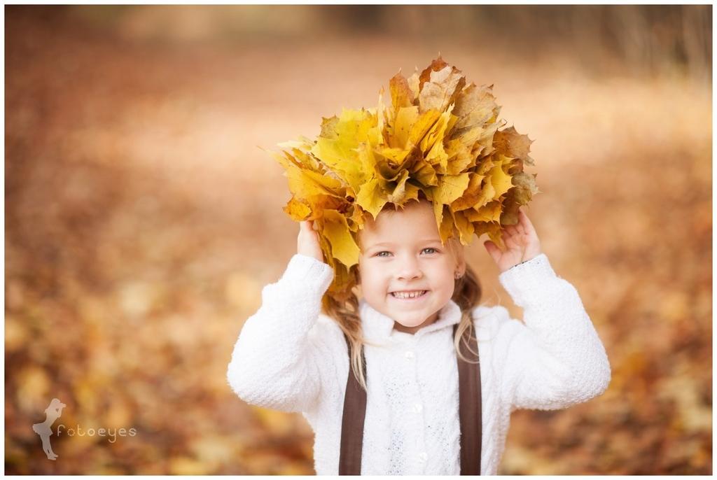 Jesień wróciła z uśmiechem ;-)