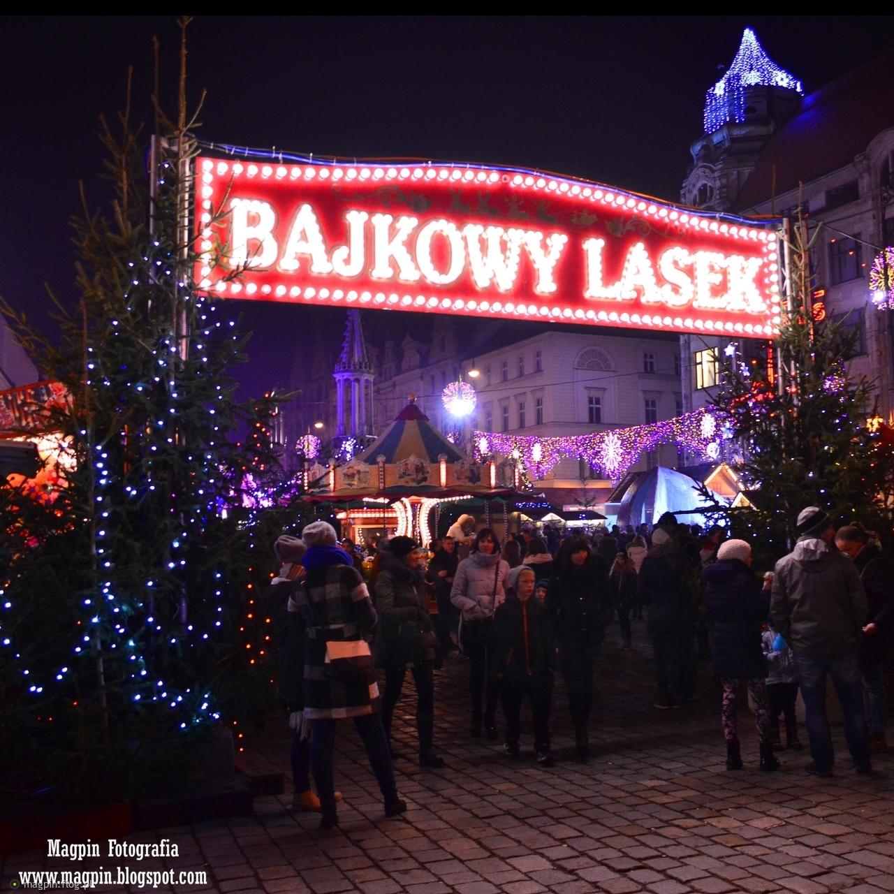 Bajkowy Lasek:)