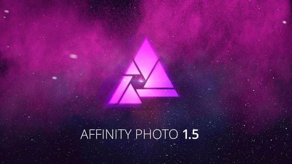 Affinity Photo 1.5