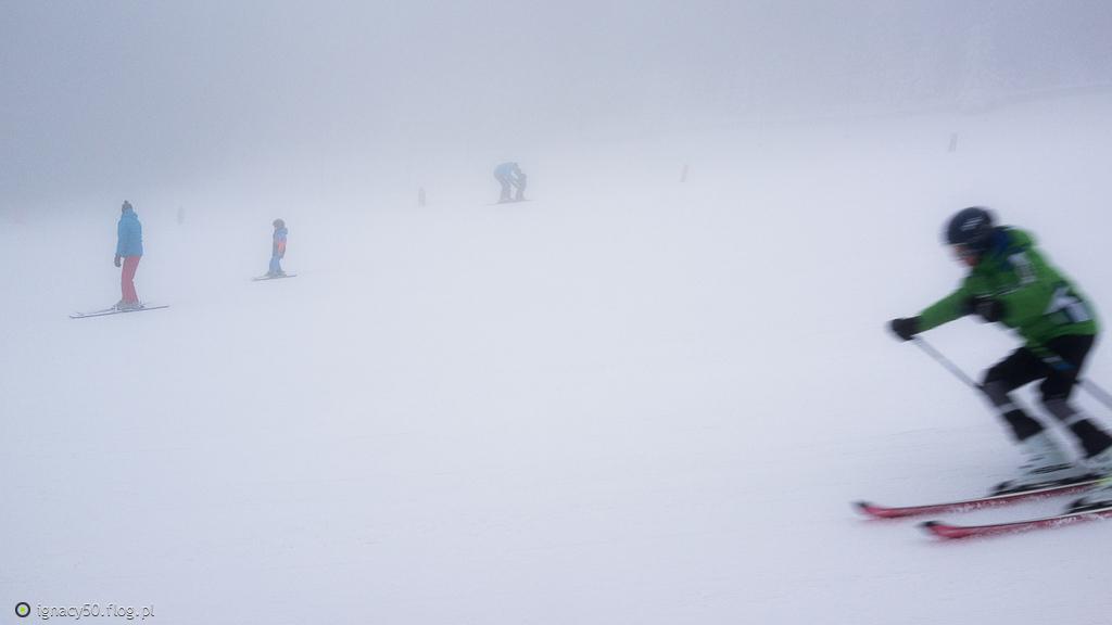 pewnego razu we mgle