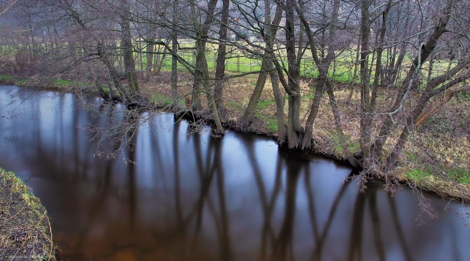Jest taka rzeka na Kaszubach, Reda...