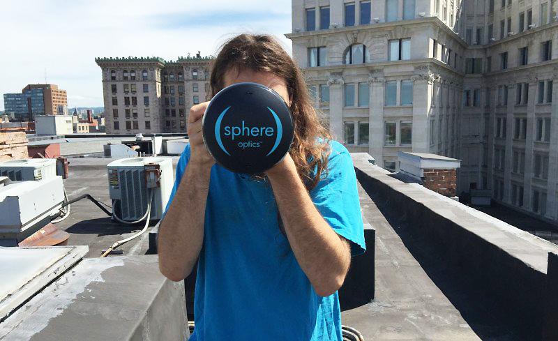 Obiektyw sferyczny Sphere Pro