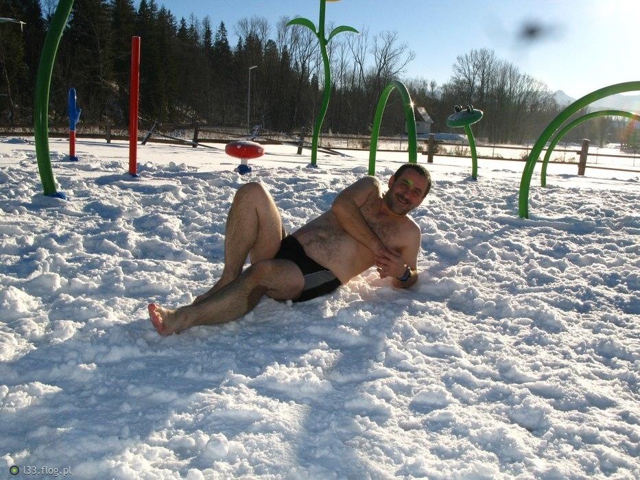 Zima w Chochołowie