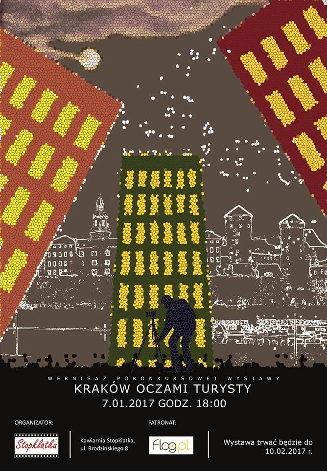 """Rozstrzygnięcie konkursu """"Kraków oczami turysty"""""""