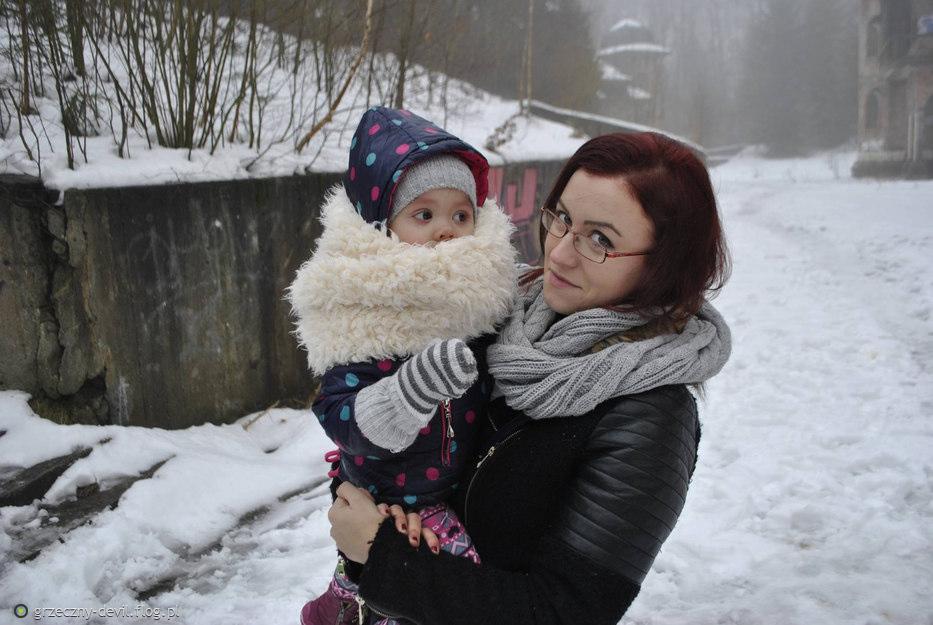 Takie wspólne zdjęcie z córeczką :)