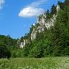 Dolina Kobylańska, wiosna<br />.
