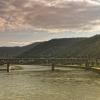 Usti nad Labem - most kol<br />ejowy na Łabie ::