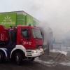 Pożar supermarketu &quot;<br />Stokrotka&quot; - Lublin,<br />al.Warszawska -3 grudnia <br />2016-2