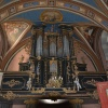Kościół św. Piotra i Pawł<br />a w Sancygniowie - wnętrz<br />e