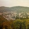 Karlovy Vary - Panorama c<br />zęści uzdrowiskowej ::