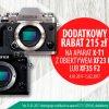 Promocja Fujifilm :: Fujifilm rozpoczął niedaw<br />no kolejną akcję promocyj<br />ną dla osób zainteresowan<br />ych zakupem aparatu