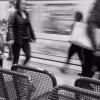Metro by Ignacy50   c.d. :: ruch, prędkośc, pośpiech.<br /> gdy z tunelu poprzedzone<br /> podmuchem powietrza, poj<br />awiaja się wagony, ws