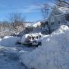 ZIMA LUTY 2010R :: Taka zima byla w roku 201<br />0 do lutego nie padal  an<br />i razu snieg, ale 7 luteg<br />o sypnelo.odsniezyli nas