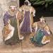 Trzej Królowie... z pewne<br />go angielskiego kościoła.<br />... :: ... i śliczna szopka.....<br />